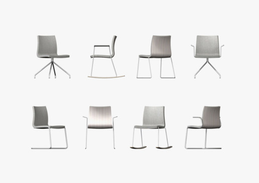 Volker Eysing Industriedesigner – Sitag Art Stuhlfamilie